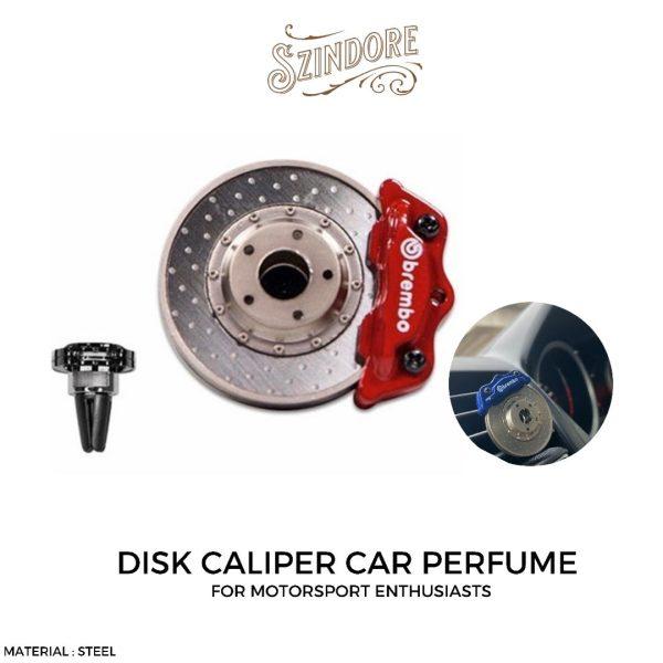 Szindore Disc Caliper Car Perfume